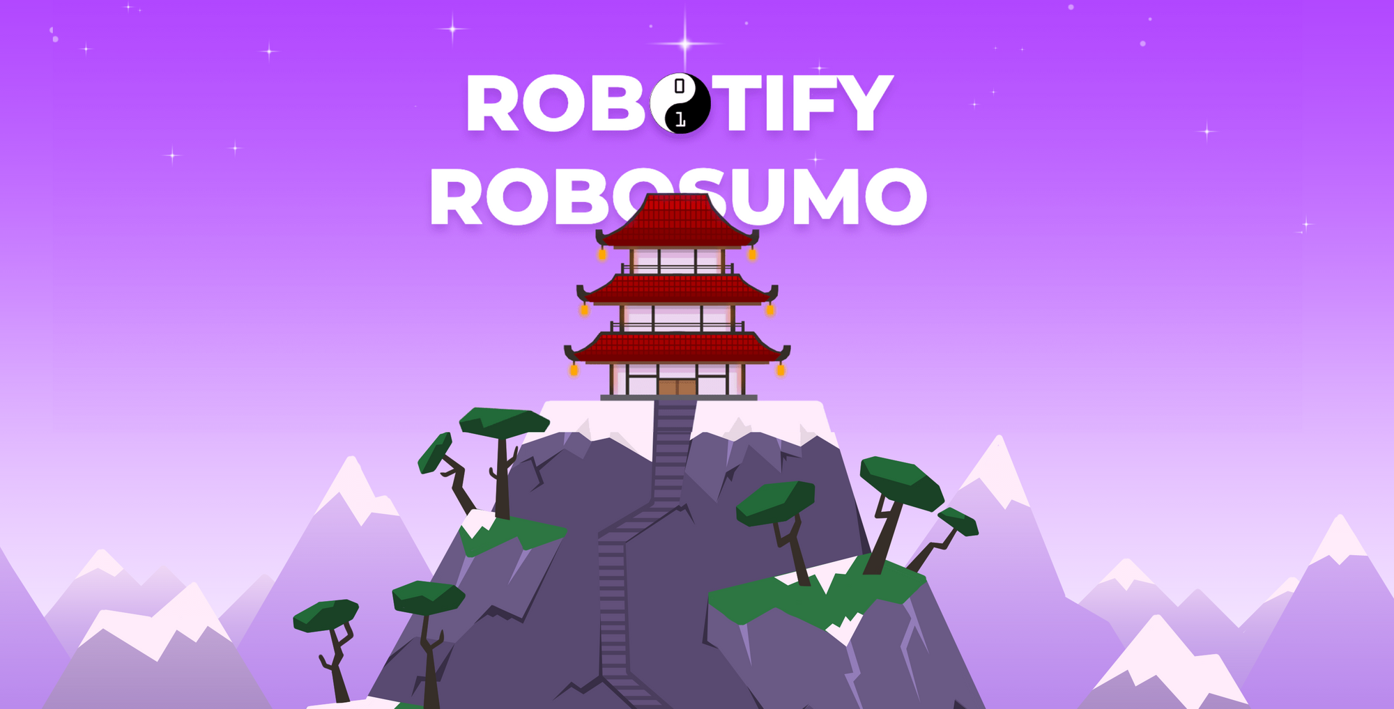 Robotify team up with CoderDojo to create the world's first virtual robosumo wrestling challenge.